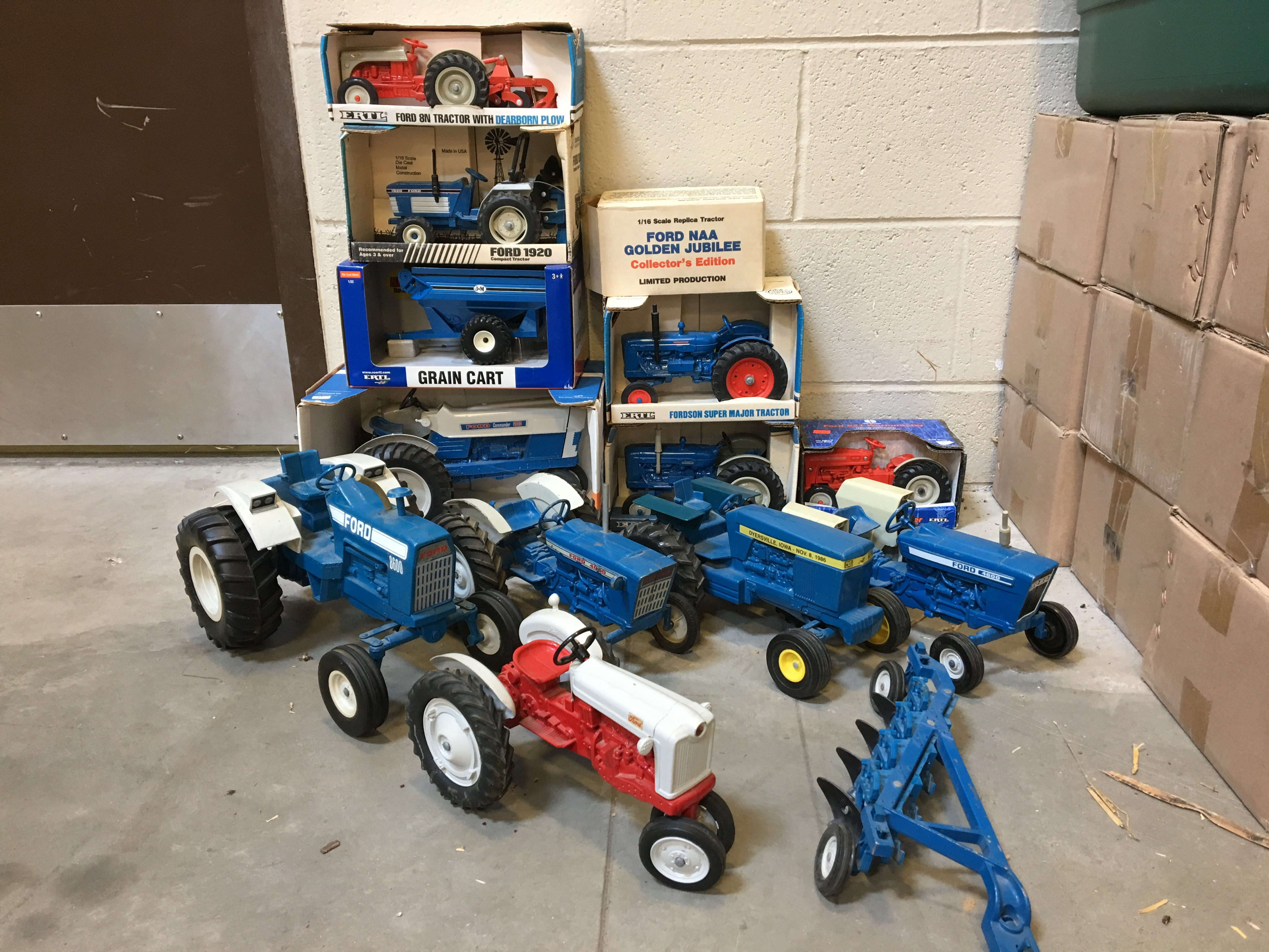 October 28 2017 lake ford tractors 1715 parts
